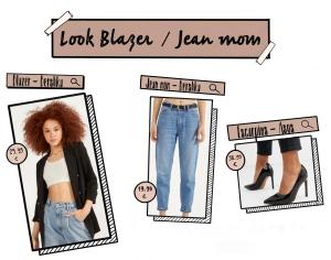 Blazer / Jean mom 2